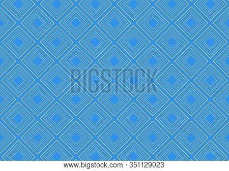 Art Deco Pattern, Vintage Wallpaper Pattern. Geometric Decorative Texture. Vintage Art Deco Vector D