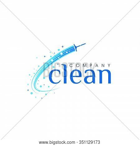Cleaning Icon Template Vector