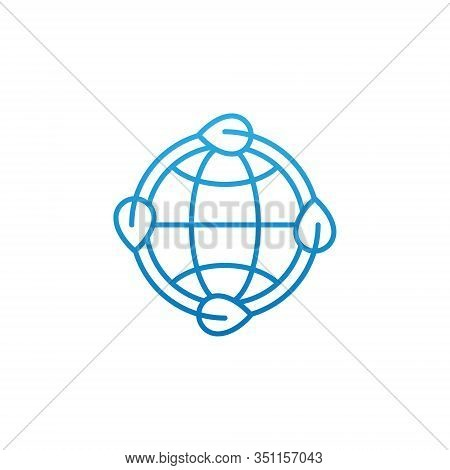 Ecology, World environment icon, Eco Friendly icon, Ecology vector, Ecology icon vector, Ecology logo, Ecology symbol, Ecology web icon, Eco Friendly icon sign for logo, web, app, UI. Flat Ecology icon isolated on white background.