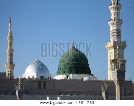 Mosque, Madinah