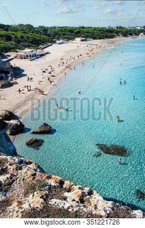 Torre Dell'orso Shore In September