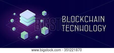 Blockchain Technology - P2p Distributed Ledger Technology (dlt), Smart Block Chain Decentralized Sec