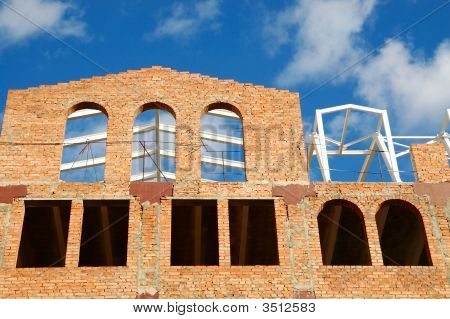 Building Under Construction#23