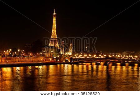 Paris - The City Of Light
