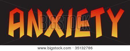 Logo de la ansiedad