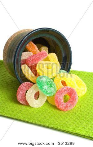 Fruit Jube Rings