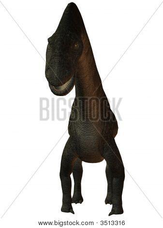 3 D Render of an Titanosaurus colberti-3D Dinosaur poster