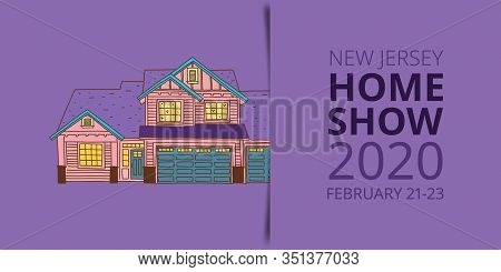 Event Invitation New Jersey Home Show 2020, Slide. Modernization Projects With Highest Return On Inv