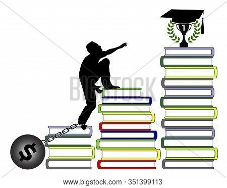 Social Injustice Of Higher Education. Low Income People Cannot Or Hardly Afford Academic Careers Due