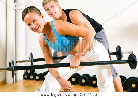 Power Gymnastics With Barbells
