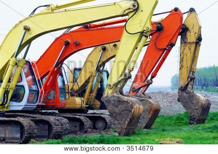 Building Dredges