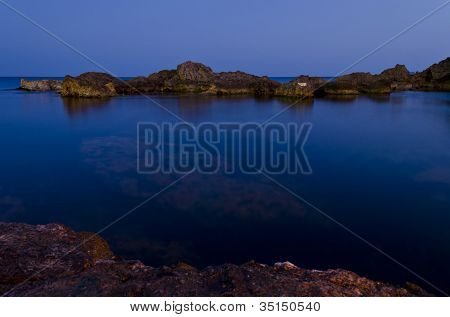 Blue Seas In Ghar Lapsi