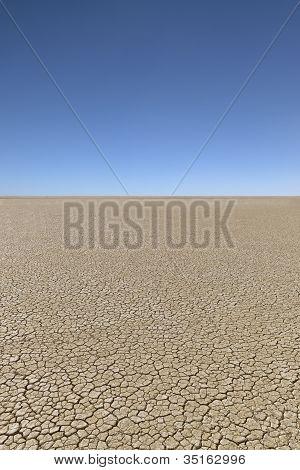 Chemische Wüste Dürre