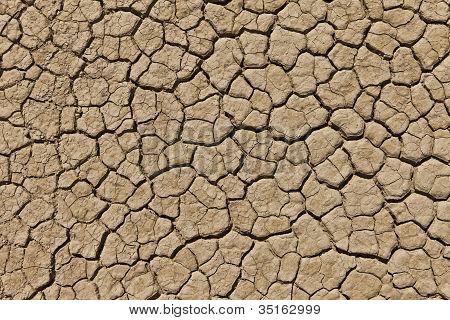 trockene Wüste Dürre