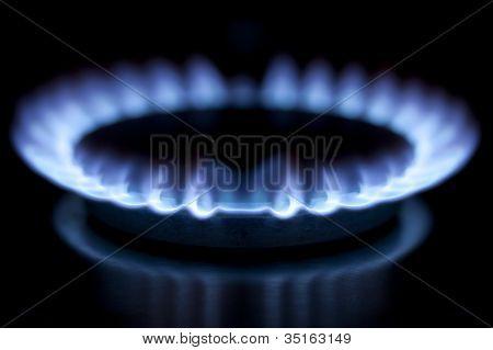 Küche-Kochfeld-Gas-Brenner