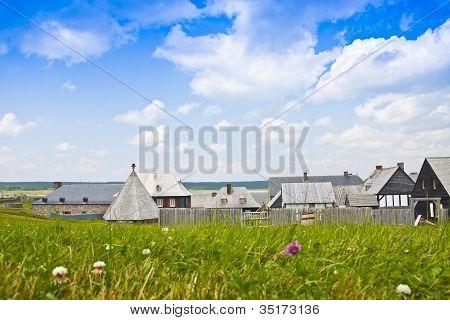 17Th Century Village