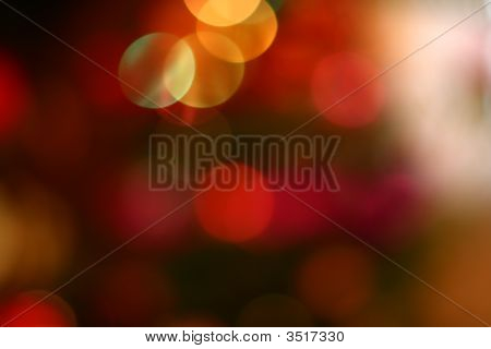 Christmas Blured Background