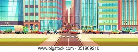 Traffic Jam Cartoon Images Illustrations Vectors Free Bigstock