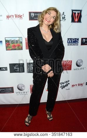LOS ANGELES - FEB 9:  Barbi Benton at the 5th Annual Roger Neal & Maryanne Lai Oscar Viewing Dinner at the Hollywood Museum on February 9, 2020 in Los Angeles, CA