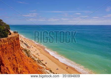 Falésia Beach Albufeira Portugal