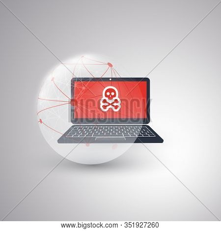 Vulnerability, Global Spreading Malware Attack, Virus, Ransomware, Fraud, Spam, Phishing, Email Scam