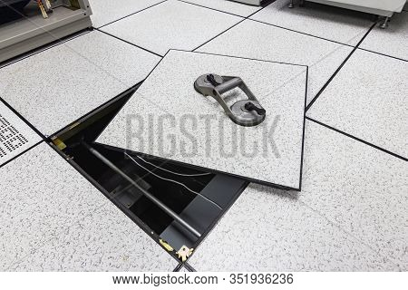 Suction Lifter - Tool Platform - Tool For The Open Floor In Server Room Raised Floor Tile Lifter