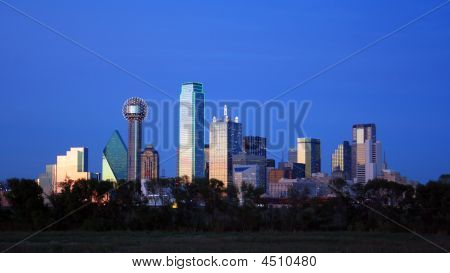 Downtown Dallas, Texas