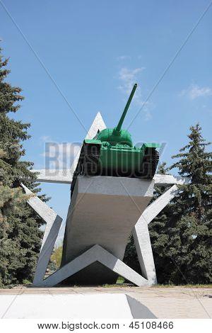 Monument Wars - Tankmen