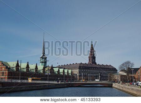 Danish Parliament Building
