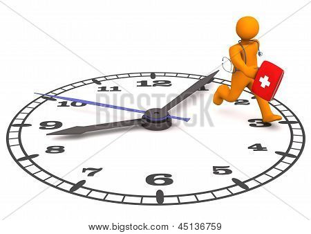 Doctor Clock