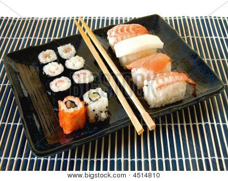 Sushi Platter Meal