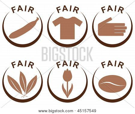 Symbols And Products Of Fair Trade