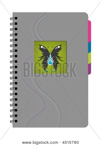 Spiral Notebook Cover