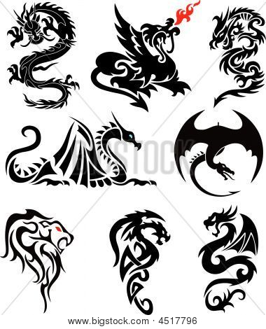 Full Dragon Collection