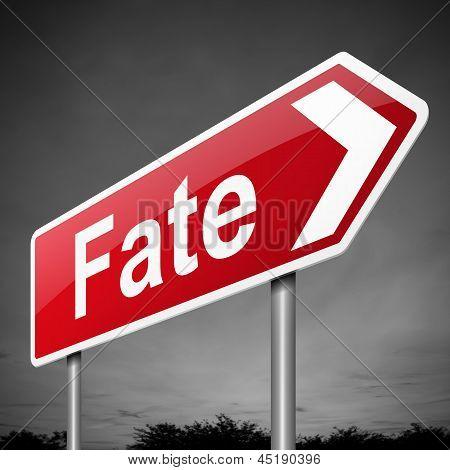 Fate Concept.