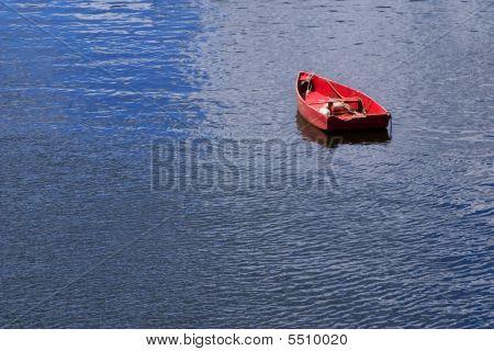 Lobsterman's Row Boat