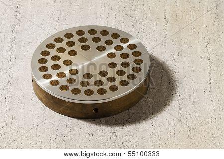 Extrude Steel Bronze