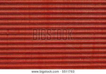 Red Roller Shop Shuttering