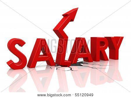 Salary up