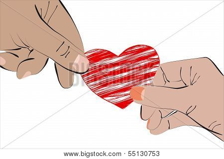 Heart In Two Hands