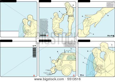 Wedding Instructions