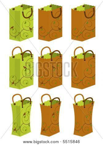 Handled Gift Bag 1