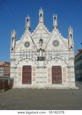 Santa Maria Della Spina Pisa