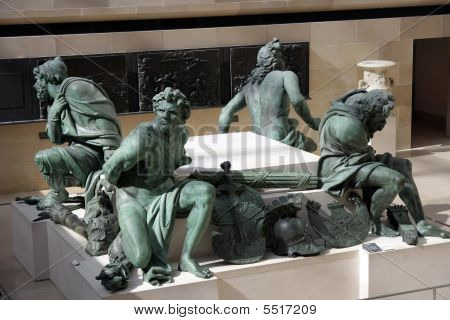 Four Captives Bogaert
