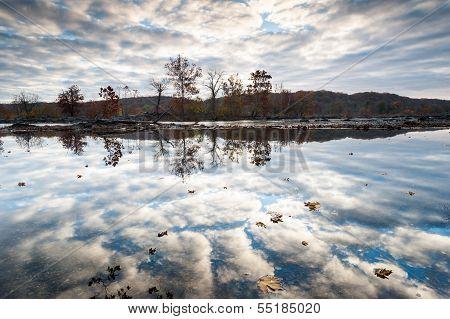 Potomac River Reflections