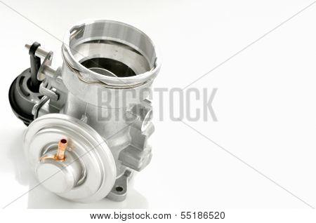 Throttle Isolated