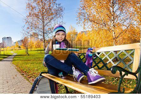 Homework In The Park