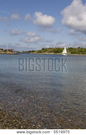 Koster Harbour Vertical