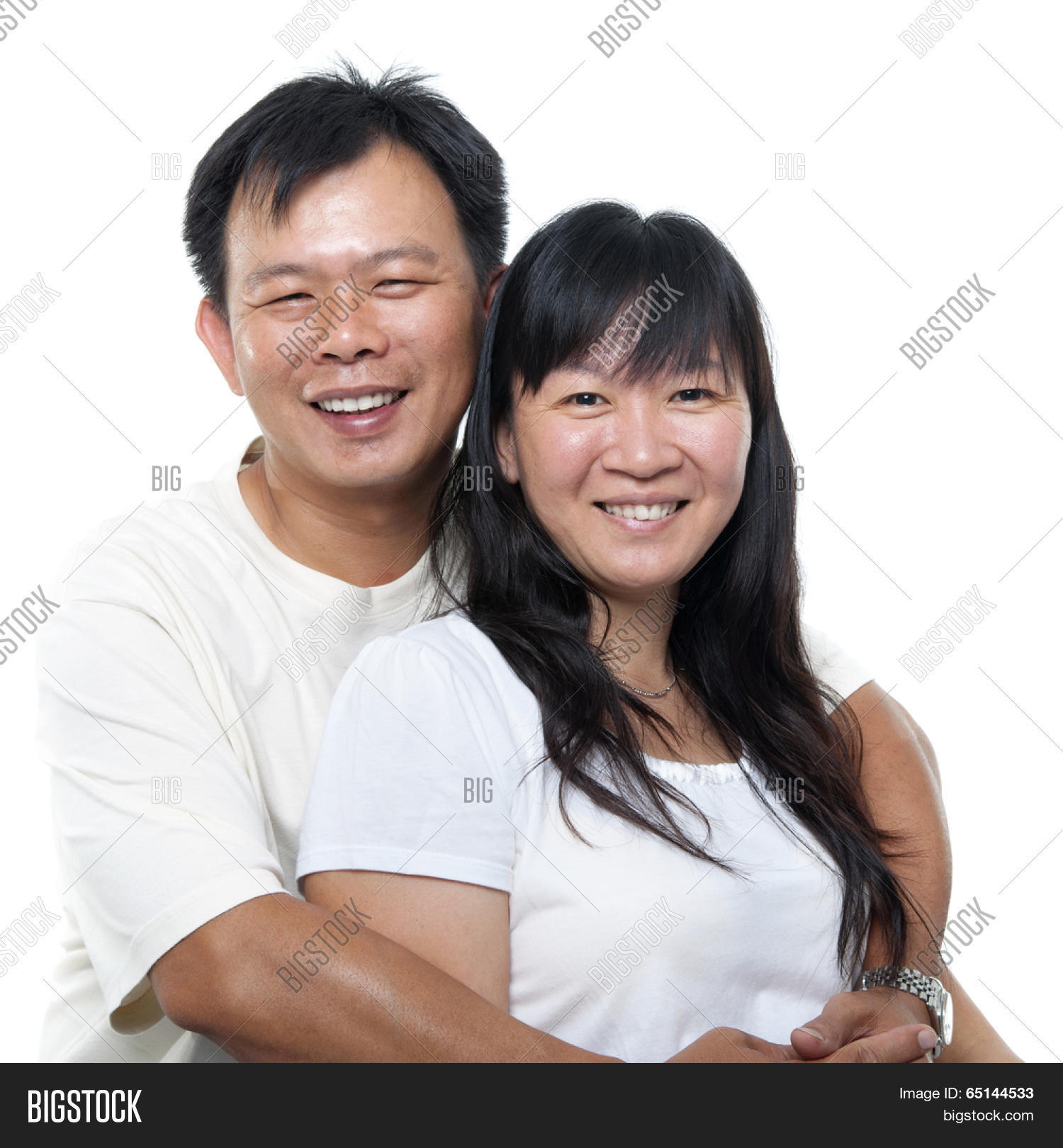 Big asian mature