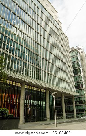 Astra Zeneca Headquarters, London